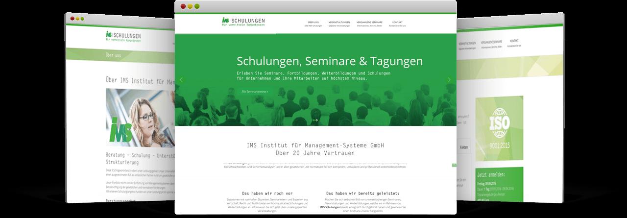 IMS Schulungen - Schulungen und Seminare